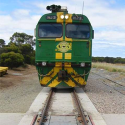 Coupled-in-Motion(CIM) Rail Scales