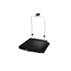 350-10-2 Single-Ramp Wheelchair Scale