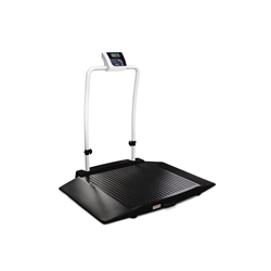 350-10-3 Dual-Ramp Wheelchair Scale