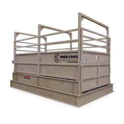 Mechanical Stantionary Livestock Scale - MAS-LM